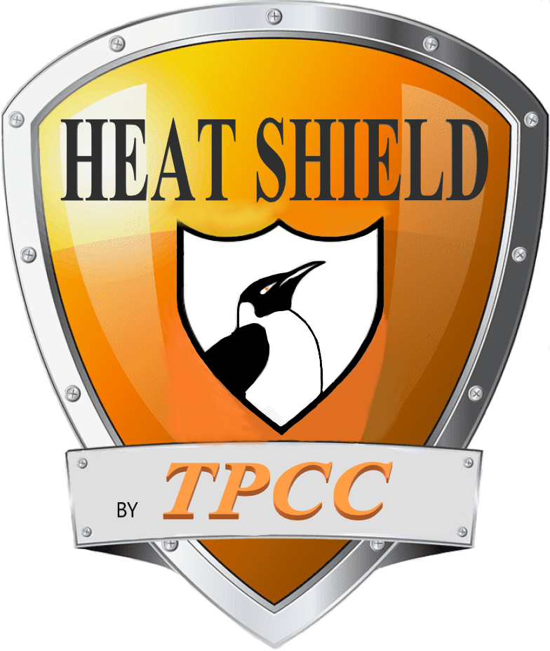 Twin Ports Heat Sheild